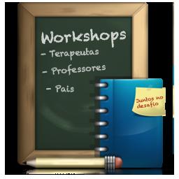 Workshops para terapeutas, professores e apis